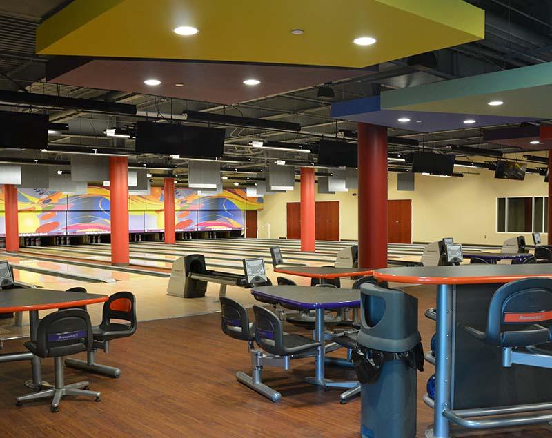 Bowling   Impact Center